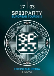 SP23 Livorno - Spiral Tribe