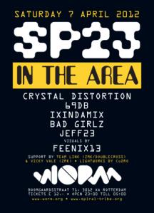 SP23 Rotterdam - Spiral Tribe