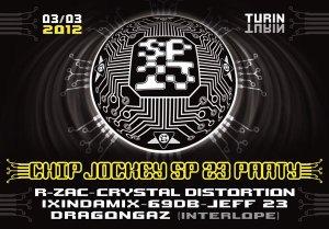 SP23 Torino - Spiral Tribe
