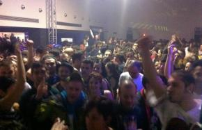 SP23 Rome - crowd - Spiral Tribe